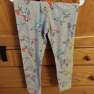 Girl's Unicorn Leggings!!